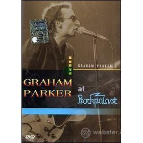 Graham Parker. Live At Rockpalast 1978 + 1980