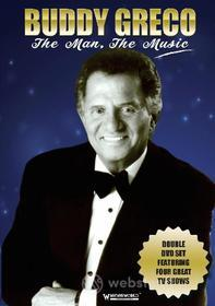 Buddy Greco - The Man The Music (2 Dvd)