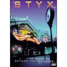 Styx. Return To Paradise