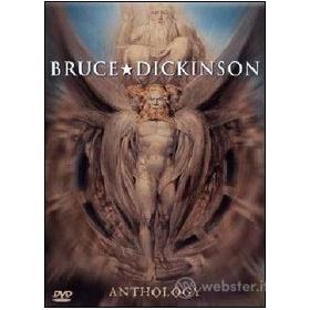 Bruce Dickinson. Anthology (3 Dvd)