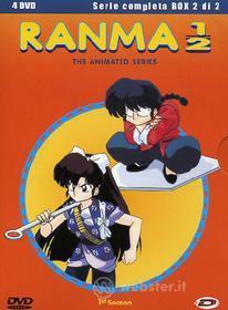 Ranma 1/2. The Animated Serie. Serie completa. Vol. 2 (4 Dvd)
