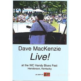 Dave Mackenzie - Live At The Wc Handy Blues Fest