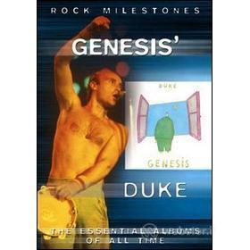 Genesis. Duke. Rock Milestones
