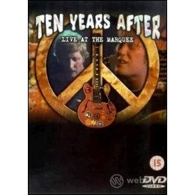 Ten Years After. Live at the Marquee