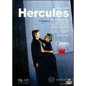 Georg Friedrich Händel. Hercules (2 Dvd)