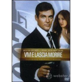Agente 007. Vivi e lascia morire (2 Dvd)