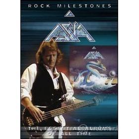 Asia. Asia. Rock Milestones
