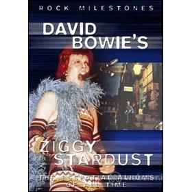 David Bowie. Ziggy Stardust. Rock Milestones
