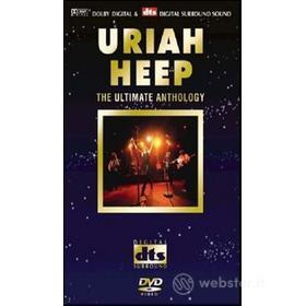 Uriah Heep. The Ultimate Anthology
