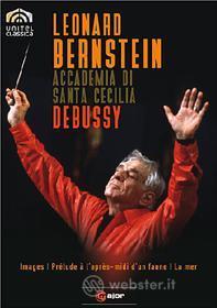 Leonard Bernstein. Debussy. Accademia di Santa Cecilia