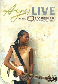 Ayo. Live at the Olympia