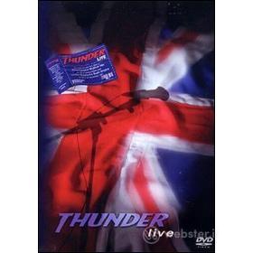 Thunder. Live