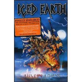 Iced Earth. Alive In Athens. The Dvd