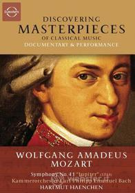 """Wolfgang Amadeus Mozart. Sinfonia n. 41 K 551 """"Jupiter"""""""