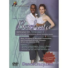 Salsa Crazy - Learn To Dance Bachata 3