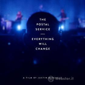The Postal Service. Everything Will Change (Blu-ray)