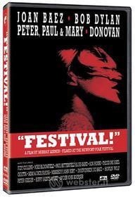 Joan Baez / Bob Dylan / Peter - Festival! Newport Folk Festival
