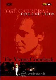 José Carreras. Vienna Comeback Recital