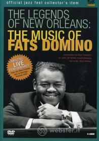 Fats Domino - Legends Of New Orleans: The Music Of Fats Domnino