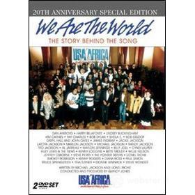 We Are the World: the Story Behind the Song. 20th Anniversay Special Edition (2 Dvd)