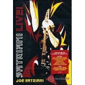 Joe Satriani. Satriani Live! (2 Dvd)