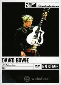 David Bowie. A Reality Tour. Live from Dublin