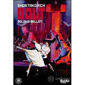Dmitry Shostakovich. Bolt. Bolshoi Ballet