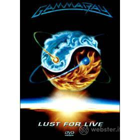 Gamma Ray. Lust For Live