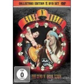 Guns n' Roses. The Guns n' Roses Story (2 Dvd)