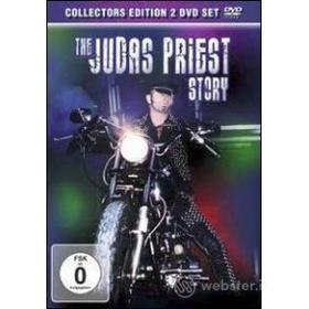 Judas Priest. The Judas Priest Story (2 Dvd)