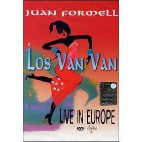 Los Van Van. Live In Europe