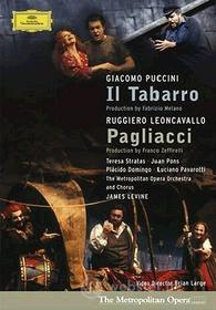 Giacomo Puccini. Il tabarro. Ruggero Leoncavallo. Pagliacci