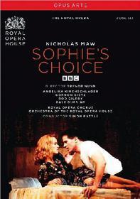 Nicholas Maw. La scelta di Sophie (2 Dvd)