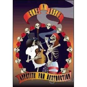 Guns N' Roses. Appetite for Destruction