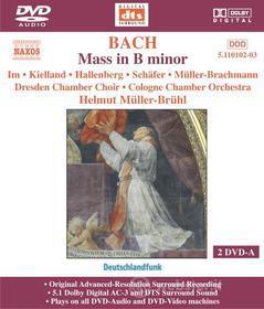 Johann Sebastian Bach - Messa In Si Minore Bwv 232 (2 Dvd)