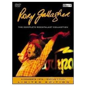 Rory Gallagher. The Complete Rockpalast Recordings (3 Dvd)