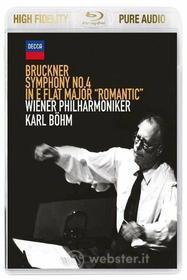 Anton Bruckner - Symphony No.4 Romantic (Blu-Ray Audio) (Blu-ray)