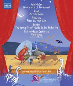 Britten / Alsop / Troch - Marin Alsop Conducts (Blu-ray)