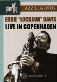 """Eddie Davis. Eddie """"Lockjaw"""" Davis. Live In Copenhagen"""