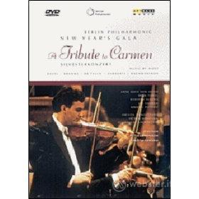 New Year's Gala 1997. A Tribute to Carmen