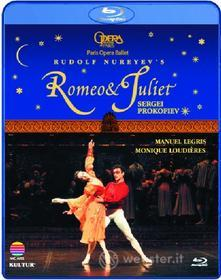 Prokofiev / Legris / Loudieres / Delanoe / Pahn - Romeo & Juliet (Blu-ray)