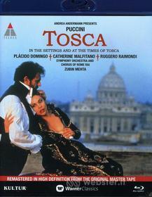 Giacomo Puccini - Tosca - Live In Rome (Blu-ray)