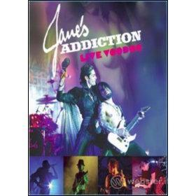 Jane's Addiction. Live Voodoo