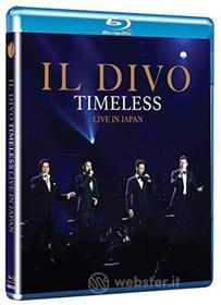 Il Divo-Timeless Live In Japan (Blu-ray)