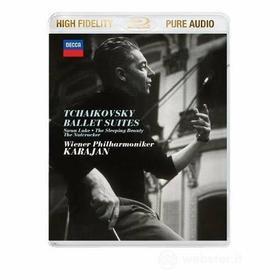 Pyotr Ilyich Tchaikovsky - Suites Da Balletti (Blu-Ray Audio) (Blu-ray)