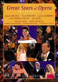 Great Stars of Opera. Live in Concert