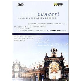 Concerto dalla Semper Opera Dresda 1998