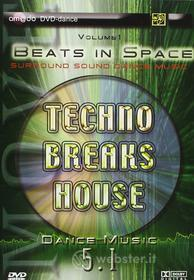 Beats In Space: Techno Breaks House