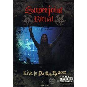 Superjoint Ritual. Live In Dallas, Texas