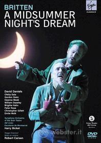 Benjamin Britten. A Midsummer Night's Dream (2 Dvd)